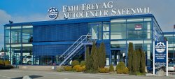Emil Frey AG Autocenter, Safenwil