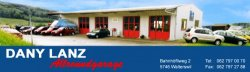 Allorund-Garage - Dany Lanz, Walterswil