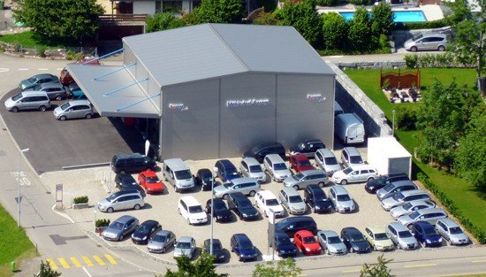 Mühledorf Garage