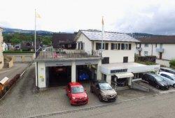 Garage Brem AG, Bremgarten