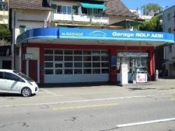 Aebi Garage,Erlenbach