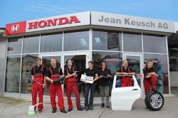 Garage Keusch Jean AG, Boswil