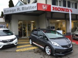 Garage R. Blatter AG, Burgdorf